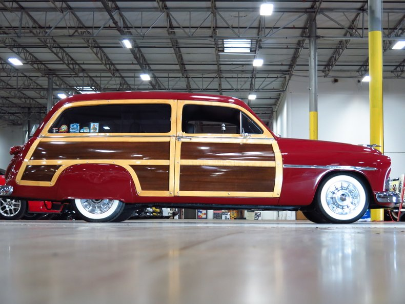 1950 mercury woody