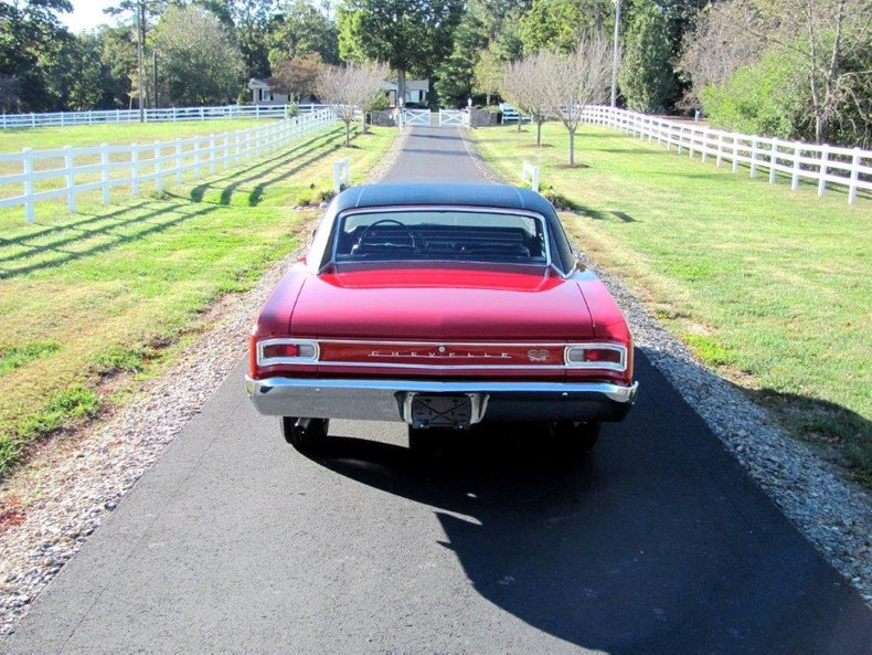 1966 chevrolet chevelle super sport