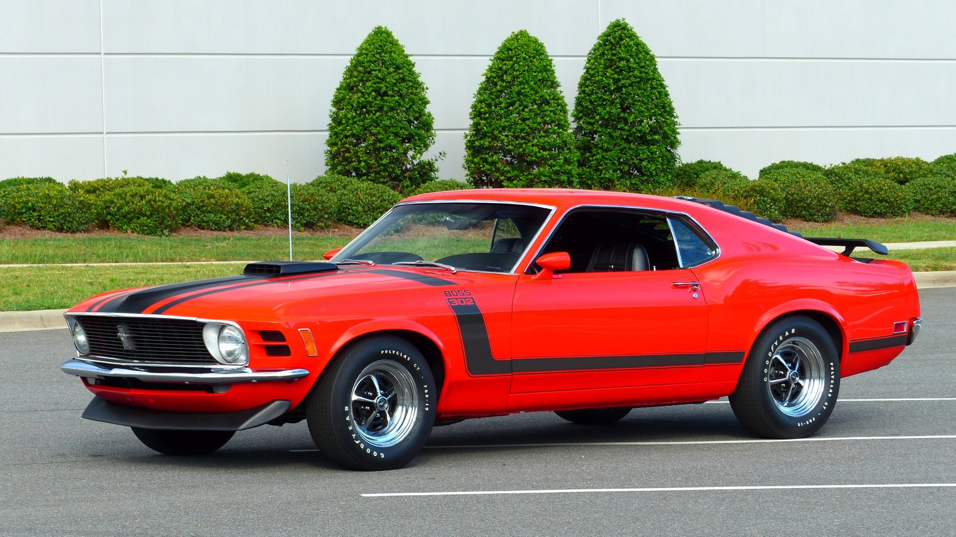 1970 Ford Mustang Gaa Classic Cars Boss 302