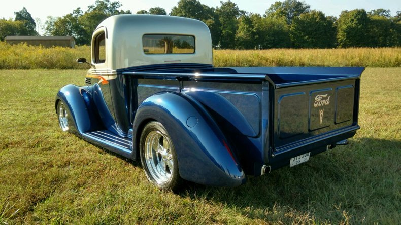 1938 ford street rod pickup