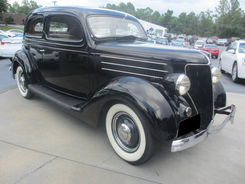 1936 ford business sedan
