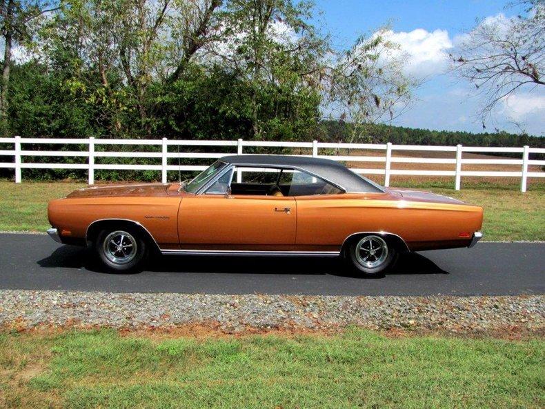 1969 Plymouth Satellite Gaa Classic Cars