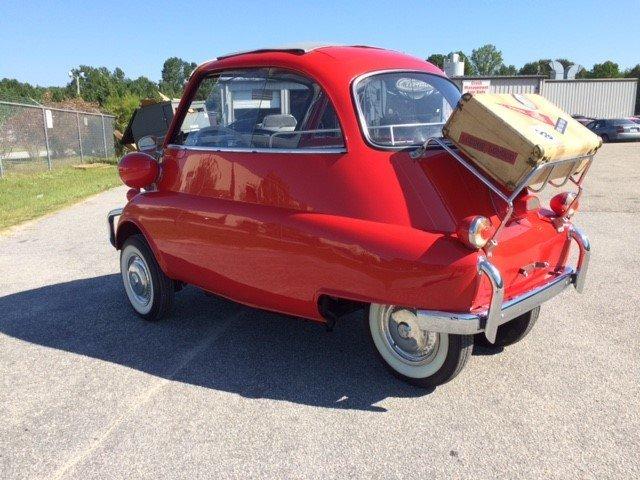 1958 bmw isetta 300