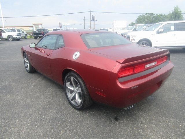 2014 dodge challenger r t 100th anniversary edition