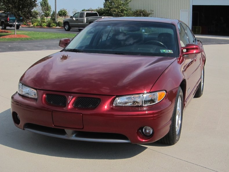2000 pontiac grand prix gtp supercharged