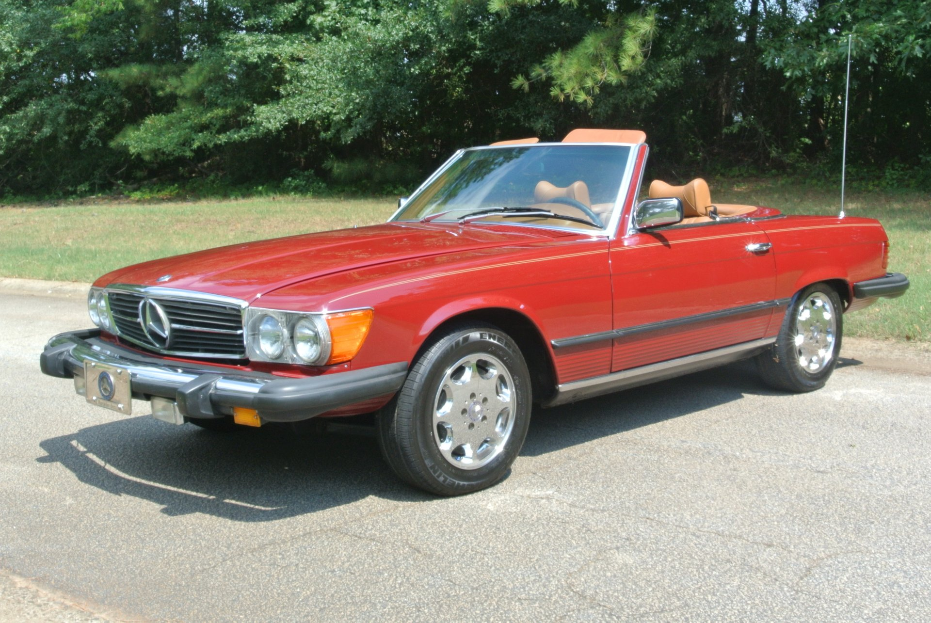 1978 mercedes benz 450 sl