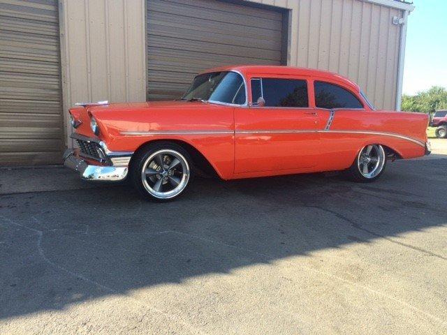 1956 chevrolet 210 custom