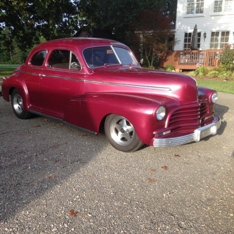 1946 Chevrolet 2 Door Coupe