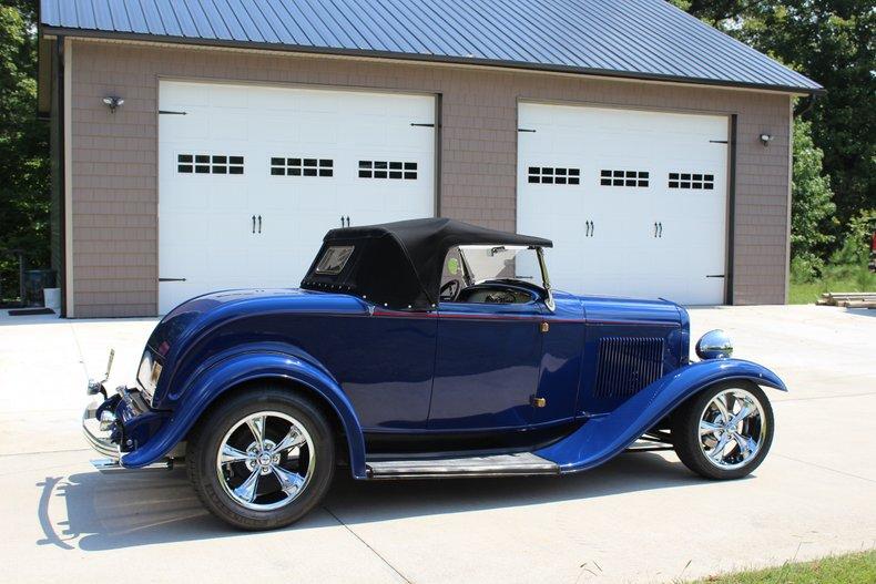 1932 ford model b roadster