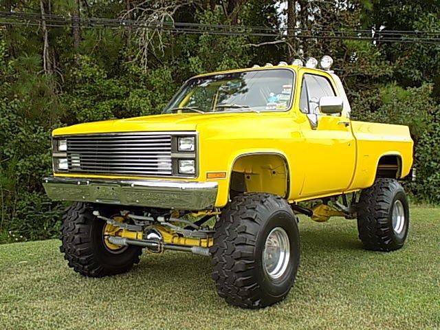 1980 Chevrolet K-1500