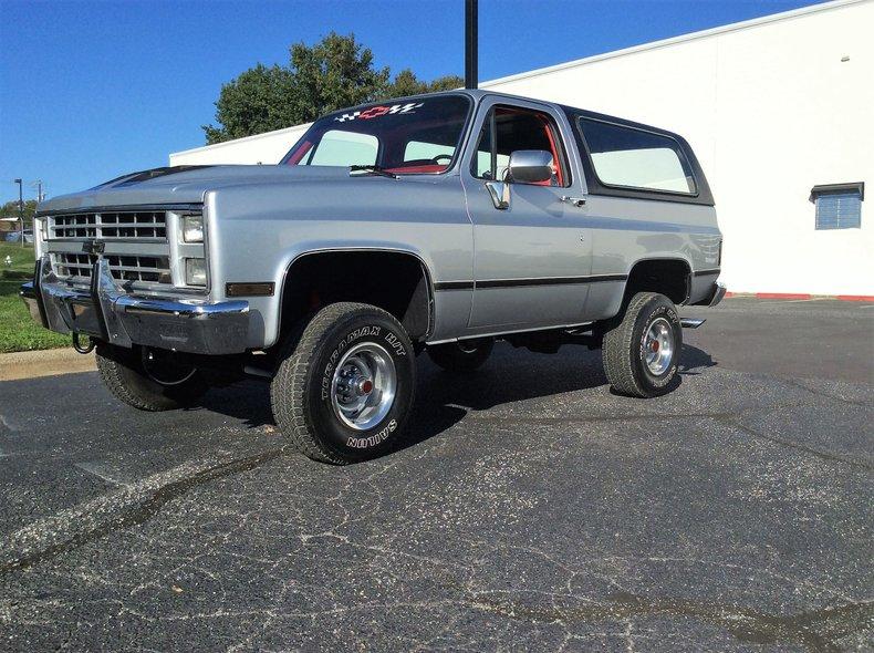 1986 Chevrolet Blazer K-5