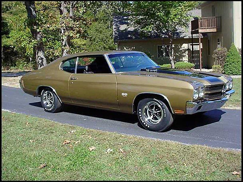 1970 chevrolet chevelle ls5