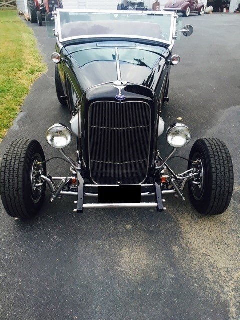 1932 ford 18 roadster ardun engine