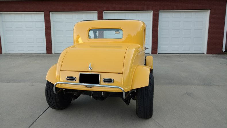 1932 ford 5 window coupe american graffiti movie tribute