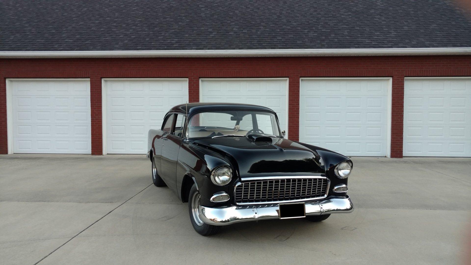 1955 chevrolet coupe american graffiti movie tribute