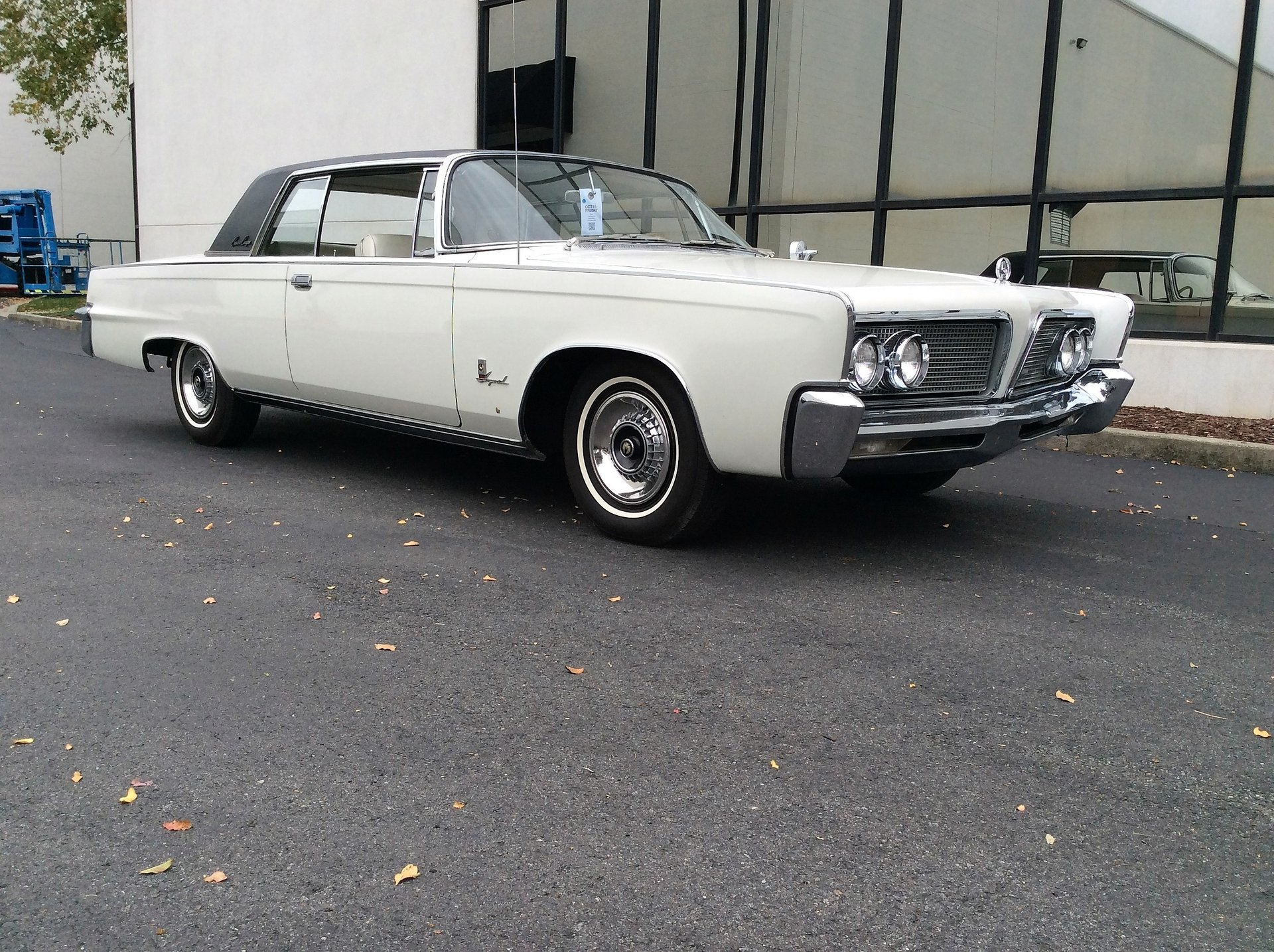 1964 chrysler imperial crown cpe