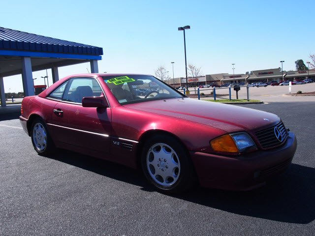1993 mercedes benz sl600