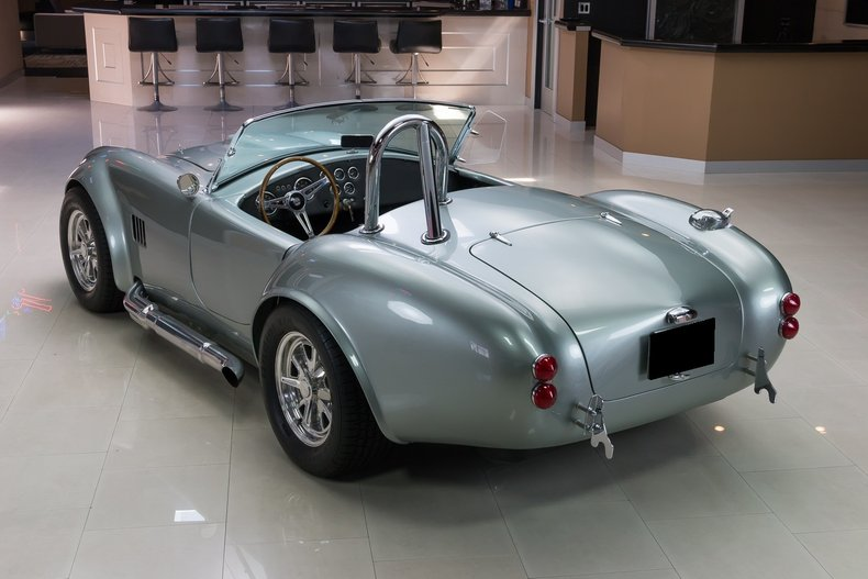 2007 assembled 1965 shelby cobra factory five