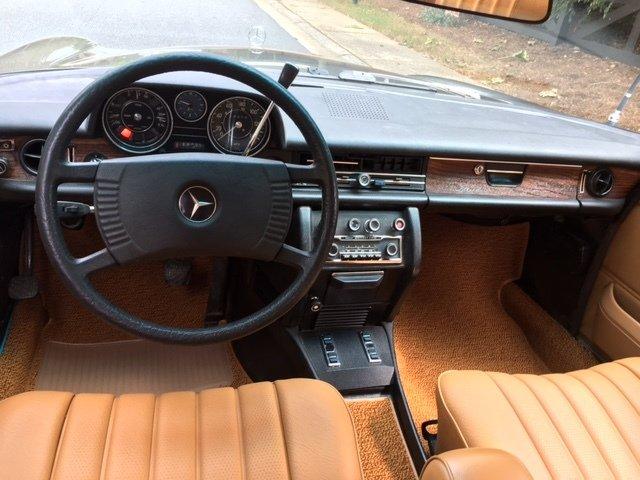 1971 mercedes benz 250 c