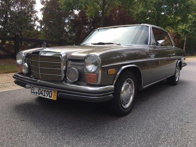 1971 Mercedes-Benz 250 C