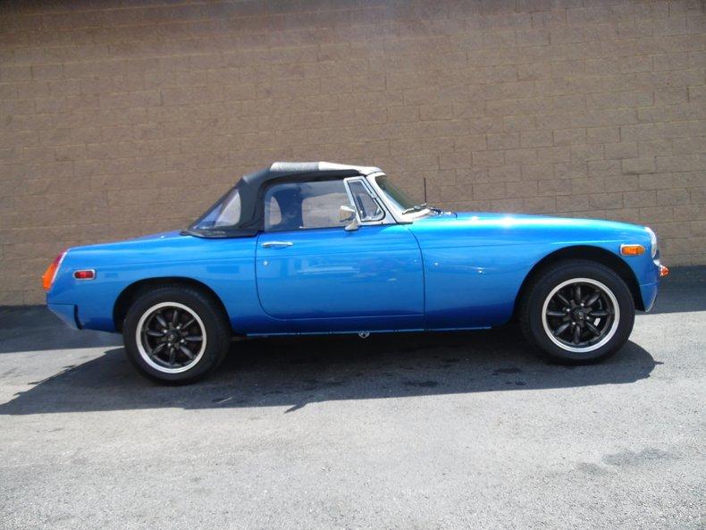 1978 mg convertible