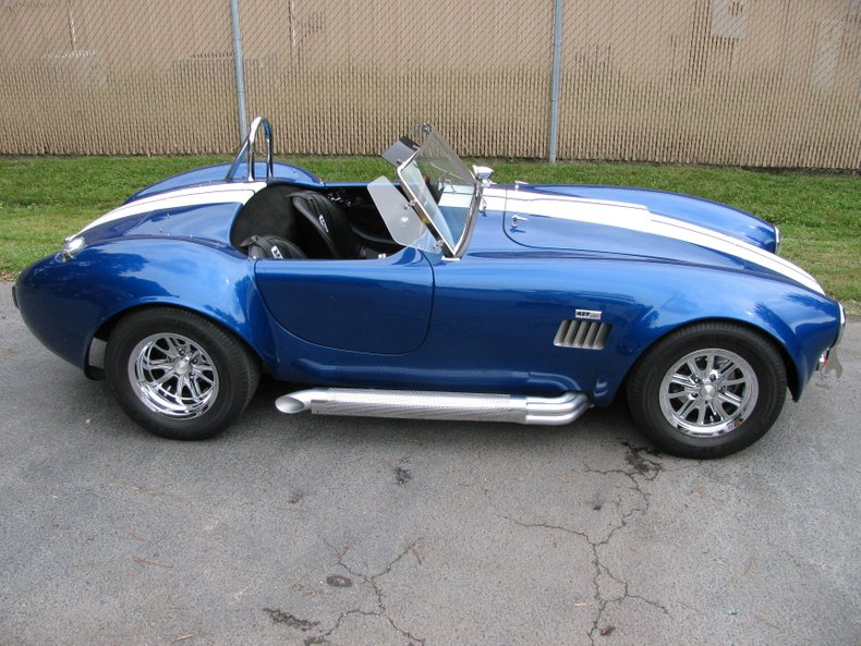1966 cobra replica convertible