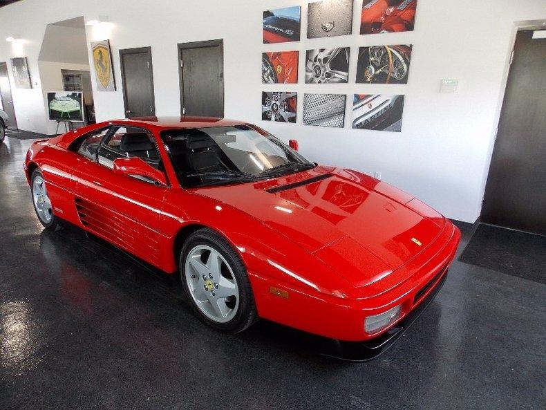 1989 Ferrari 348 TB