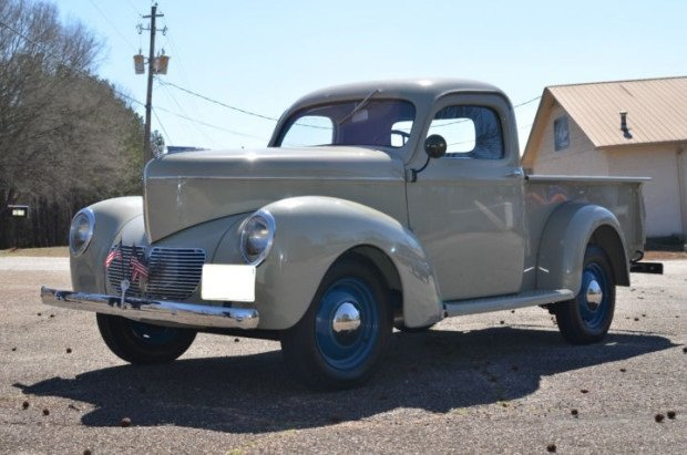 1940 willys pickup gaa classic cars Studebaker Pickup Truck 1940 willys pickup