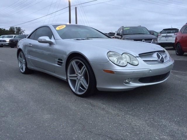 2003 mercedes benz 500 sl
