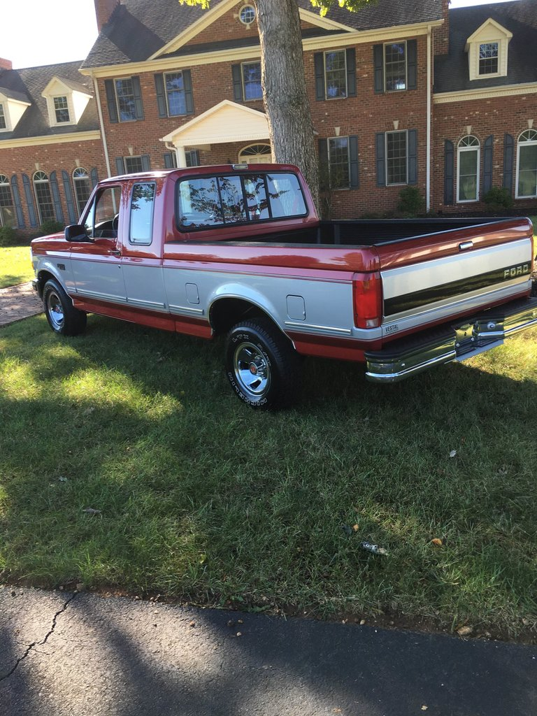 1993 ford f150 xlt