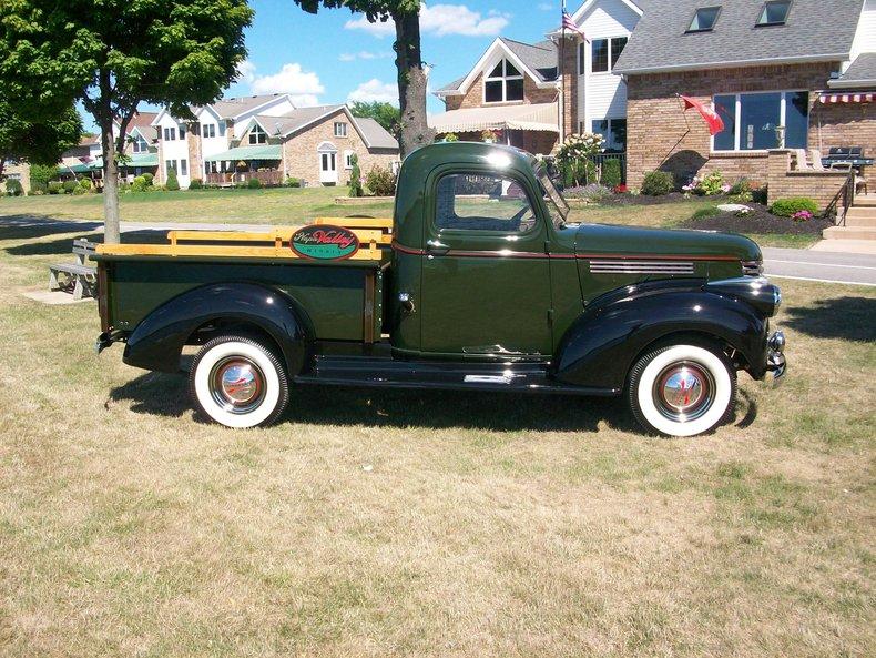 1945 chevrolet pick up