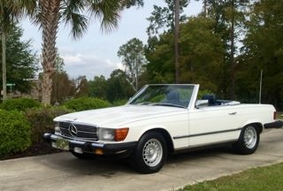 1983 mercedes benz sl380