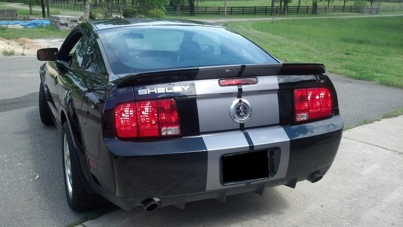 2007 ford mustang shelby cobra gt 500