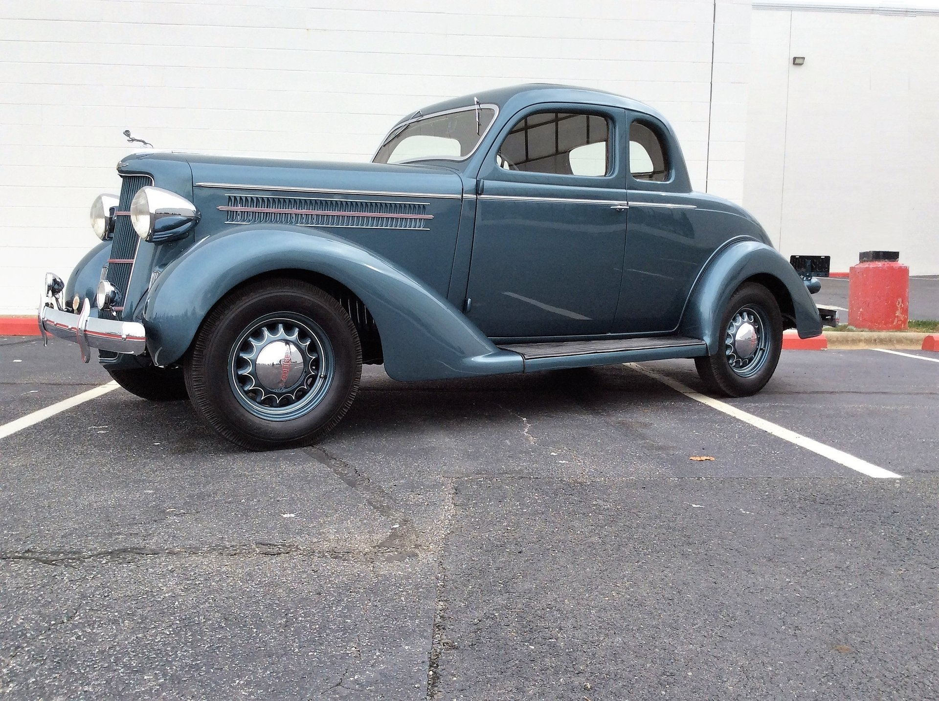 1935 dodge brothers du coupe