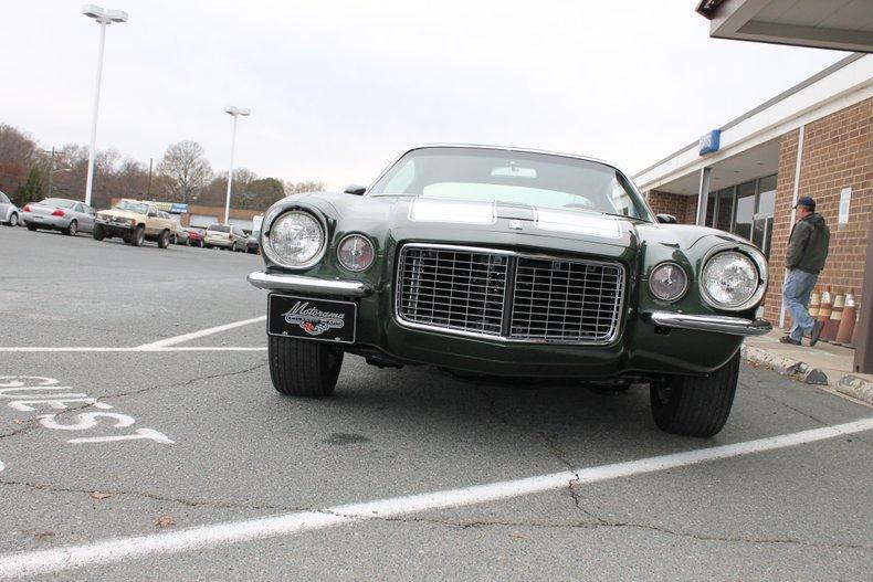 1970 chevrolet camaro z28 r s