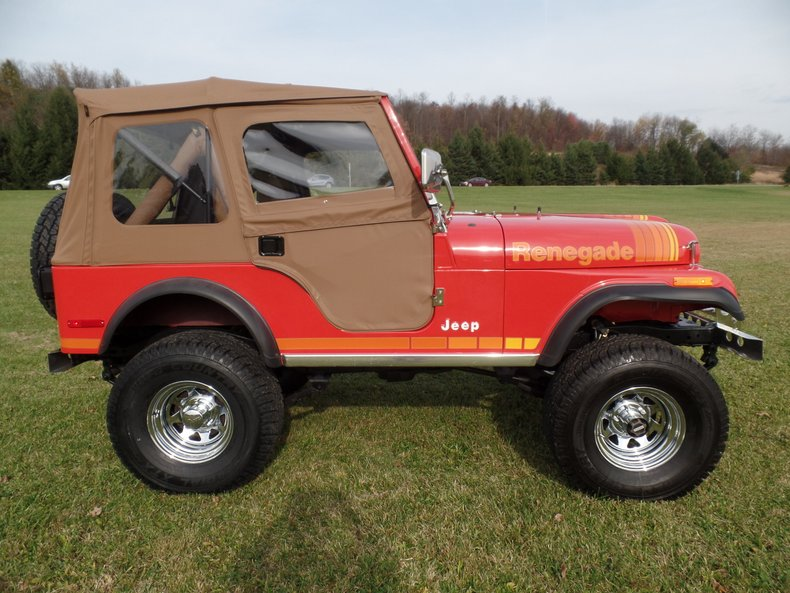1980 jeep cj 5 renegade