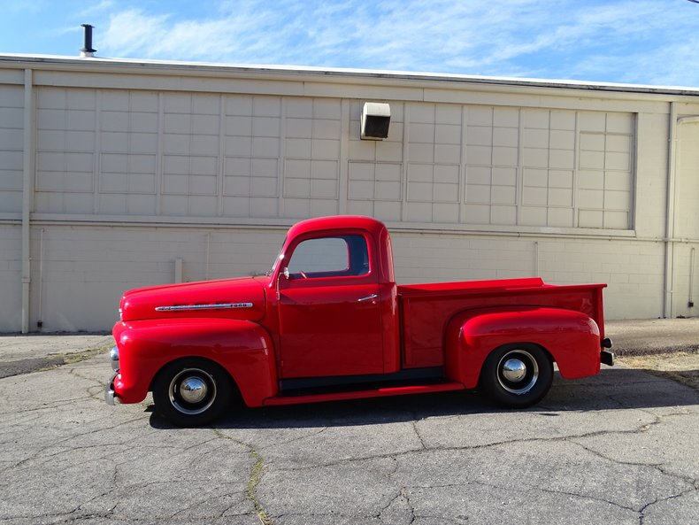 1951 ford shortbed