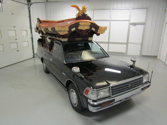 1988 toyota hearse