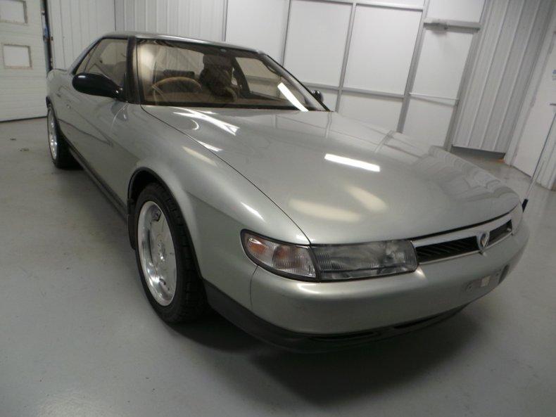 1991 Mazda Cosmo 20B Triple Rotor