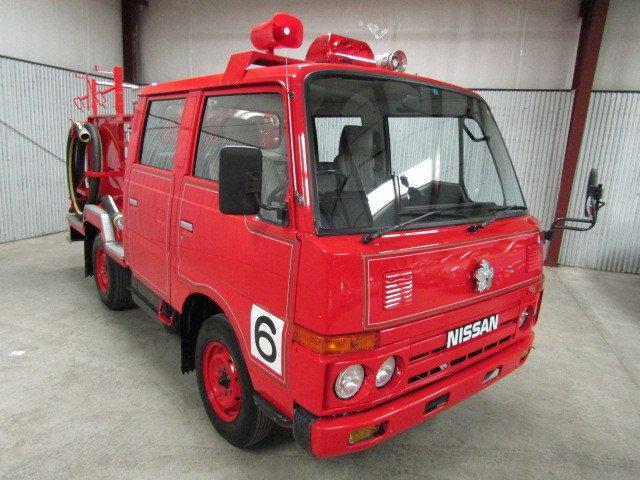1991 Nissan Atlas Firetruck | GAA Classic Cars