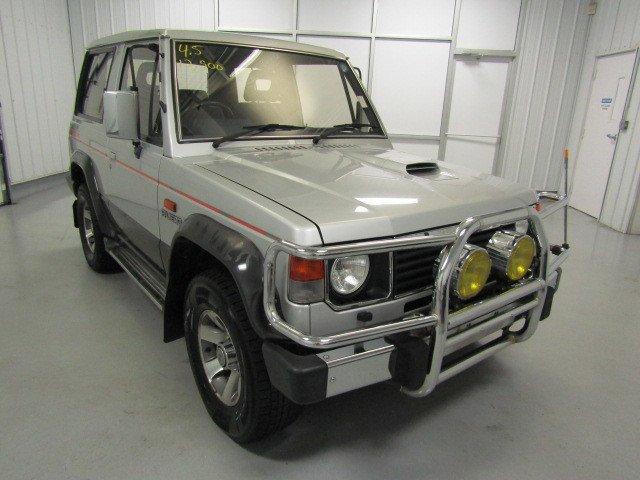1989 mitsubishi pajero