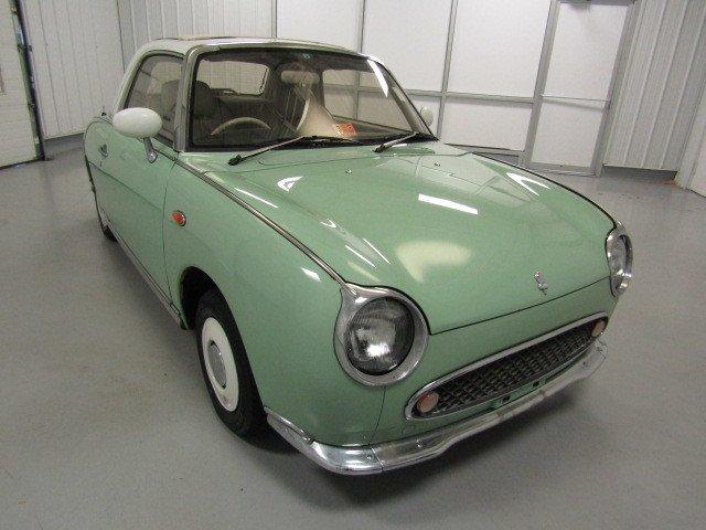 1991 Nissan Figaro Convertible