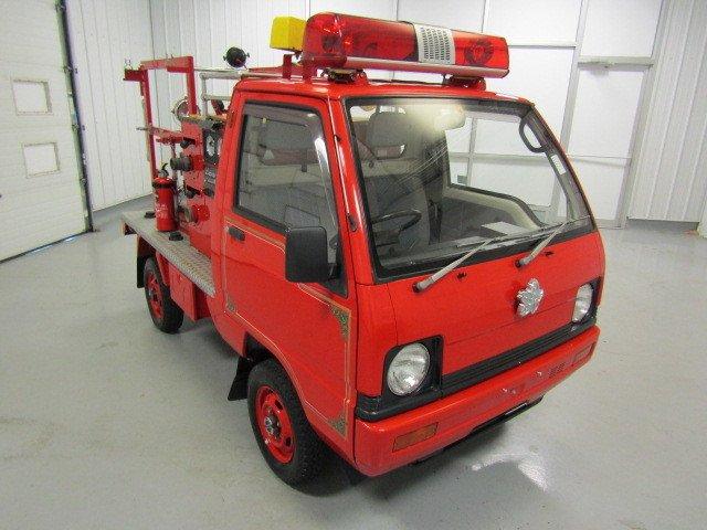 1989 mitsubishi minicab firetruck 4wd