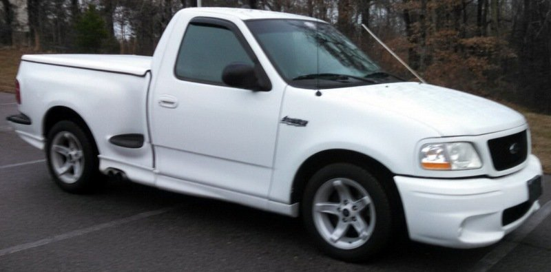 1999 ford f150 svt lightning pickup