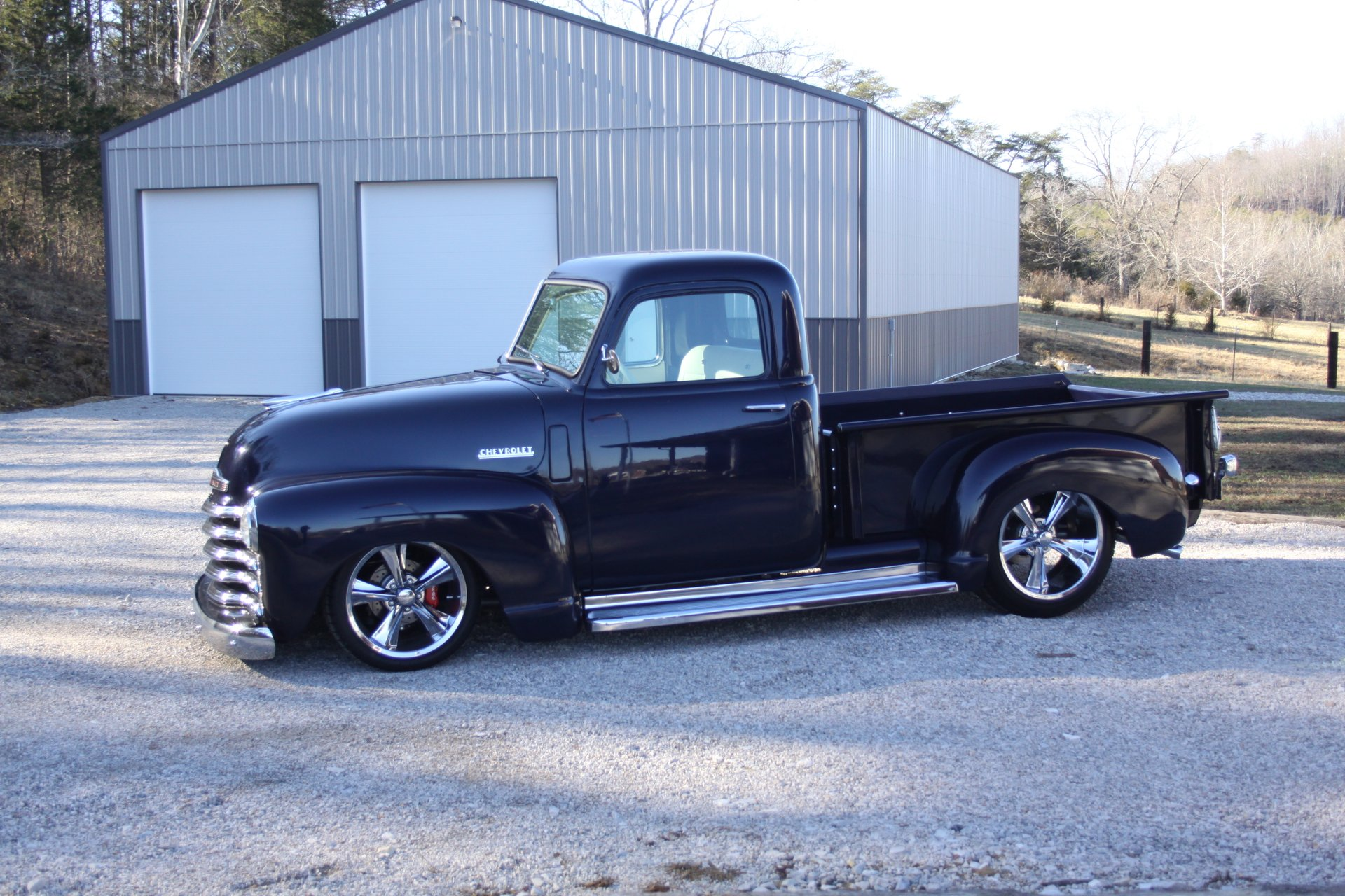 1947 chevrolet pick up