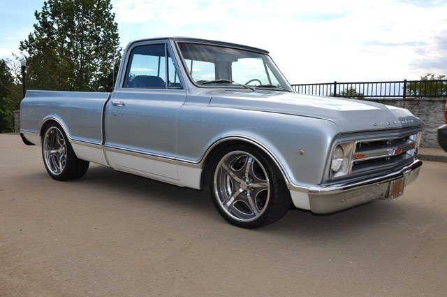1967 chevrolet c10 resto mod