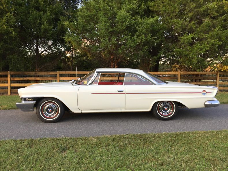 1962 chrysler 300 sport