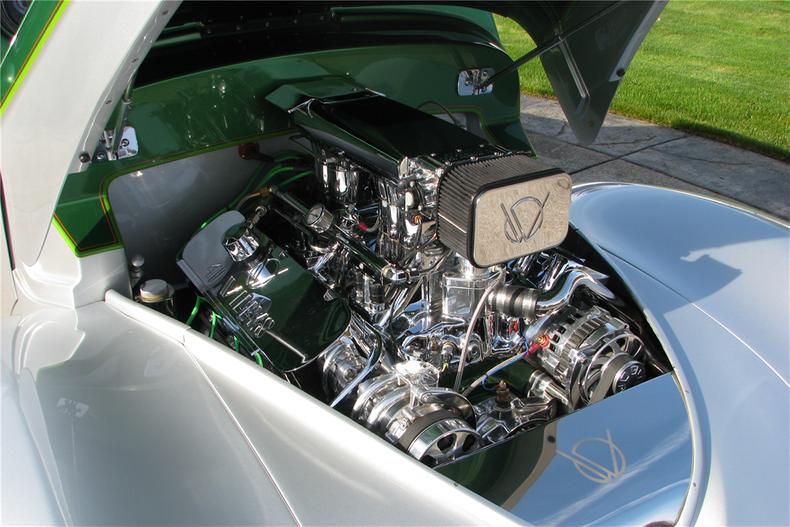 1941 willys custom