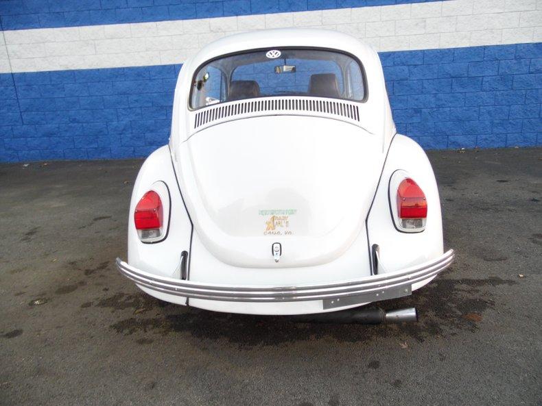 1971 volkswagen beetle type 1