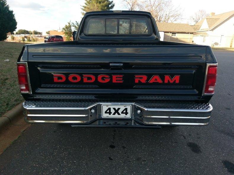 1987 dodge 100